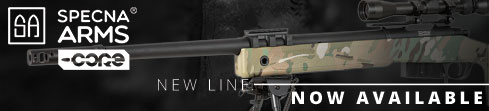 Hot, new products – Specna Arms!