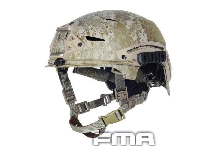 TMF Tactical helmet replica - digital desert